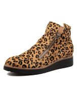 OHMY OCELOT-BLACK SOLE