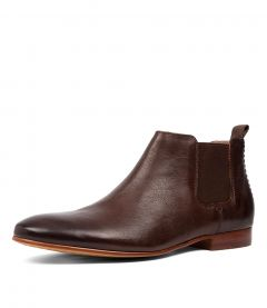 ARSENAL BROWN LEATHER
