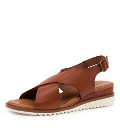 Lily Tan Leather