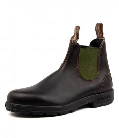 519 MENS BOOT BROWN-OLIVE