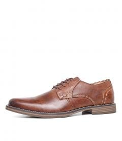 MILES DARK TAN LEATHER