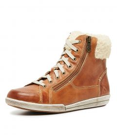 MATHIS TAN LEATHER