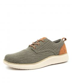 DOULL KHAKI DRILL CANVAS