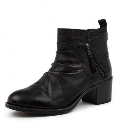 Calgoa Cf Black Leather