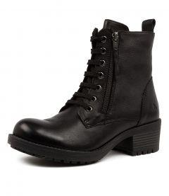 Filfield Cf Black Leather