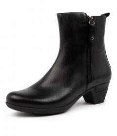 Lacae Cf Black Leather