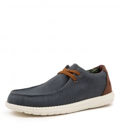 Griffith Navy Canvas
