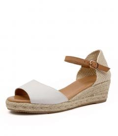 RUDRA WHITE LEATHER
