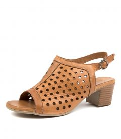 EIZA TAN LEATHER
