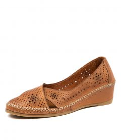 WALATE TAN LEATHER