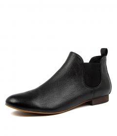 GLENVALE BLACK LEATHER