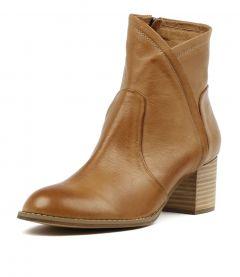 Slack Dk Tan Leather