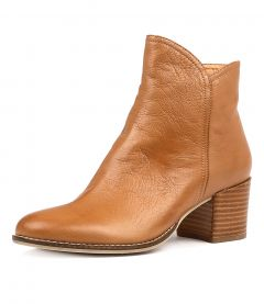 Mockas Dk Tan Leather