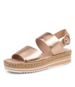 ATHA ROSE GOLD LEATHER