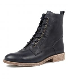 MENZEL NAVY LEATHER
