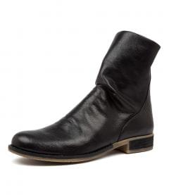 Carlo Dj Black Leather