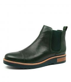 RAQUEL DJ FOREST FOREST SOLE LEATHER
