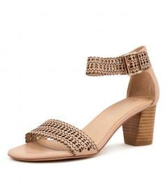 Cosmal Dk Nude Leather