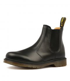 2976 CHELSEA BOOT BLACK SMOOTH LEATHER