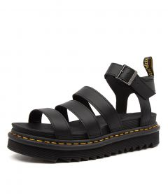 BLAIRE HYDRO BLK LEATHER