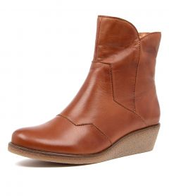 ENDEED BRANDY LEATHER