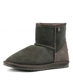 PLATINUM STINGER MINI CHARCOAL SHEEPSKIN