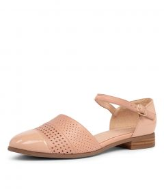JESICA GM PALE PINK PATENT LEATHER