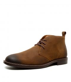 HARBOUR BROWN LEATHER
