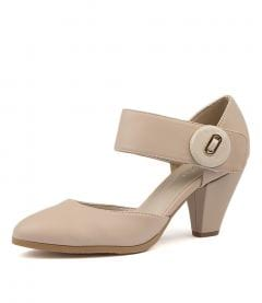 CYNDIAS NUDE LATTE SMOOTH PATENT