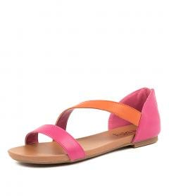 SARRAN FUCHSIA-ORANGE