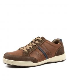 DEXTER DK BROWN LEATHER