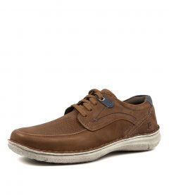 ANVERS 75 BROWN LEATHER