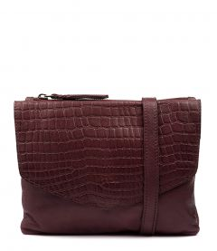 MASQUE OXBLOOD LEATHER