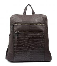 MOSSY CHARCOAL LEATHER