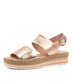 ATHENS ROSE GOLD LEATHER