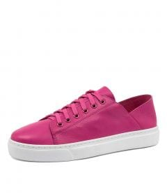 OSKHAR FUCHSIA LEATHER