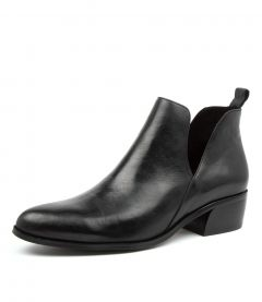 CRUISER BLACK-BLACK HEEL