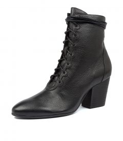 IRONY BLACK-BLACK HEEL
