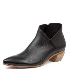 NANTA BLACK-NATURAL HEEL
