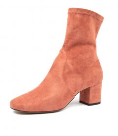 CARRIE EARTH MICROSUEDE