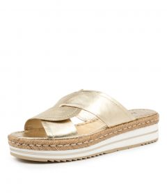 ANYA PALE GOLD LEATHER