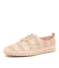 ALMOST DK NUDE LEATHER