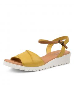 MAURA YELLOW LEATHER