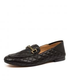GRIFFIN BLACK LEATHER