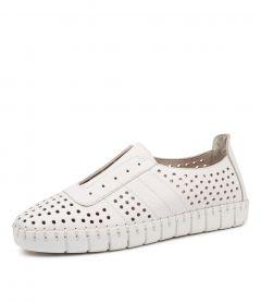 KAYLA WHITE-WHITE SOLE