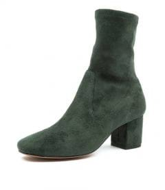 CAREFUL FOREST STRETCH MICROSUEDE