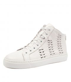 OWEST WHITE LEATHER