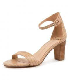 GEREMY LATTE-NATURAL HEEL