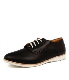 DERBY 3.0 BLACK LEATHER
