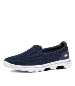 GO WALK 5 NAVY-WHITE